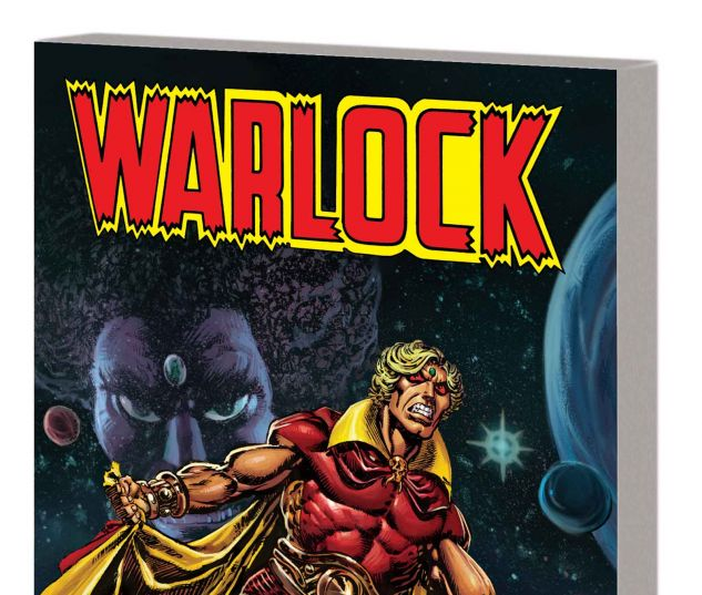 WARLOCK BY JIM STARLIN: THE COMPLETE COLLECTION TPB