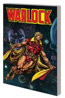 Warlock by Jim Starlin: The Complete Collection (Trade Paperback)