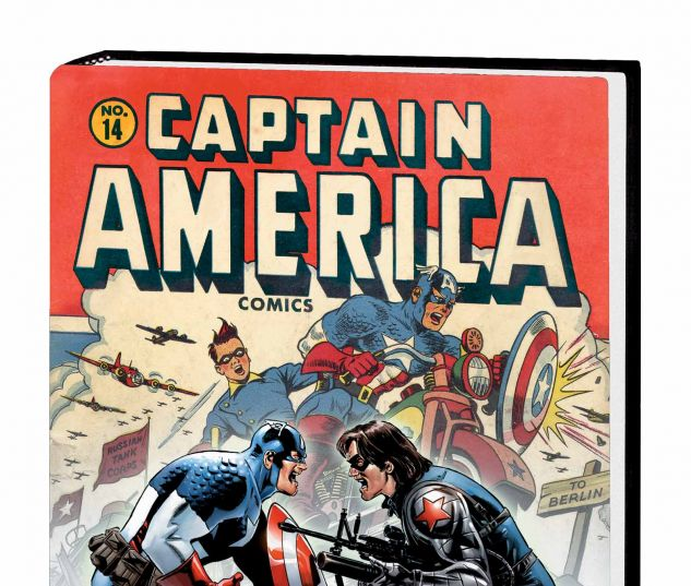 CAPTAIN AMERICA: WINTER SOLDIER HC EPTING COVER (DM ONLY)