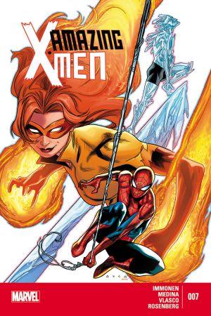 Amazing X-Men (2013) #7