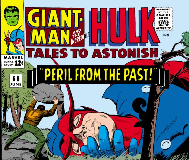 Tales to Astonish (1959) #68 Cover