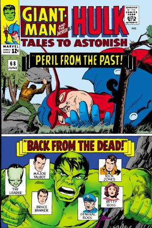 Tales to Astonish (1959) #68