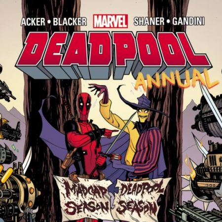Deadpool Annual (2013)