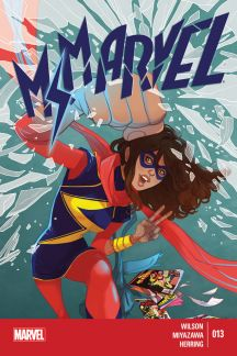 Ms. Marvel #13