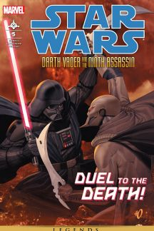 Star Wars: Darth Vader And The Ninth Assassin #5