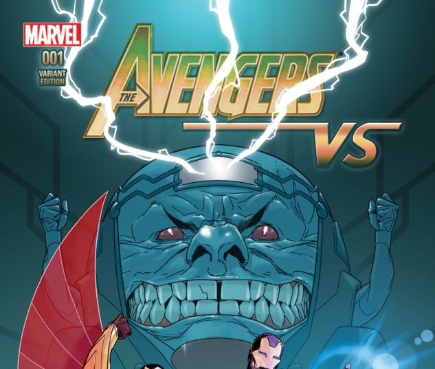AVENGERS VS 1 ANDRASOFSZKY VARIANT (WITH DIGITAL CODE)