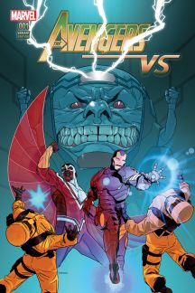 Avengers Vs (2015) #1 (Andrasofszky Variant)