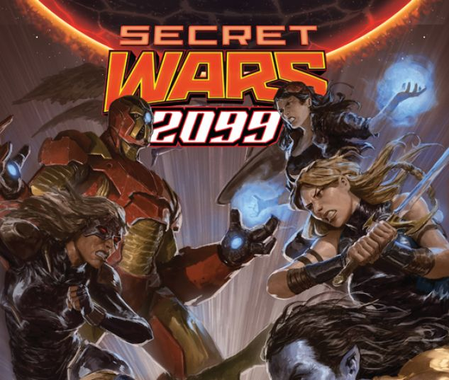 SECRET WARS 2099 3 (SW, WITH DIGITAL CODE)