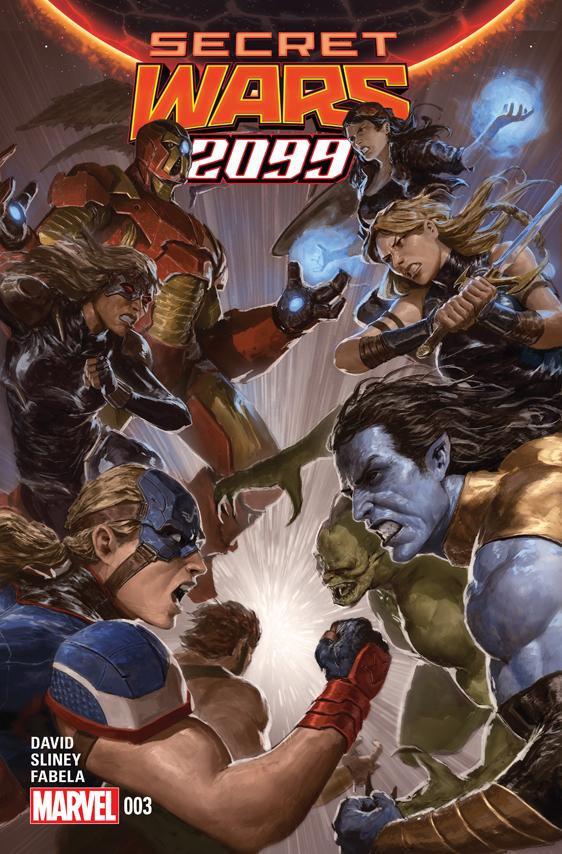 Secret Wars 2099 (2015) #3