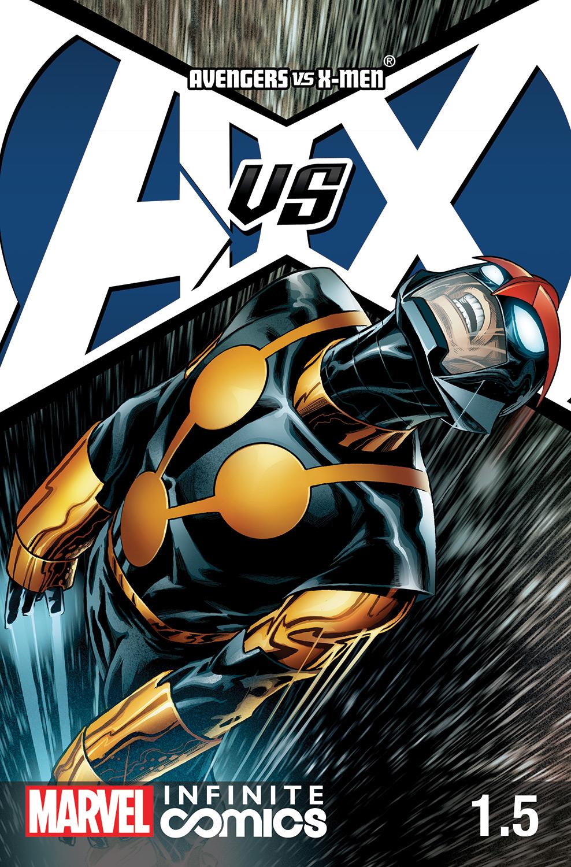 Avengers Vs. X-Men (2012) #1.5