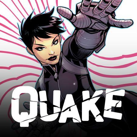 Quake: S.H.I.E.L.D. 50th Anniversary (2015 - Present)