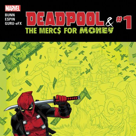 Deadpool & The Mercs For Money (2016)