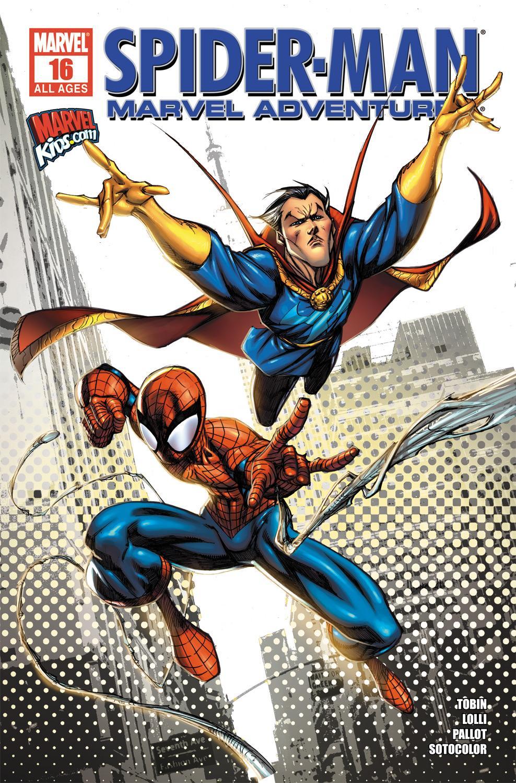 Spider-Man Marvel Adventures (2010) #16