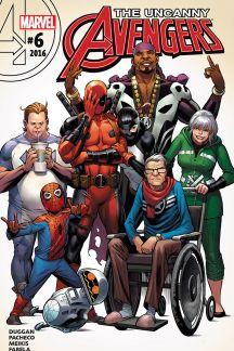 Uncanny Avengers (2015) #6