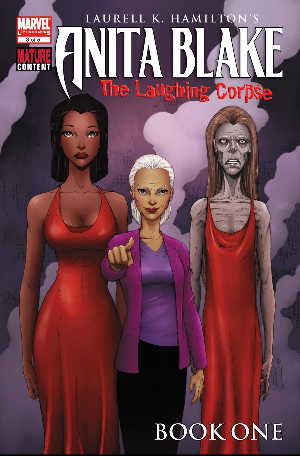 Anita Blake, Vampire Hunter: The Laughing Corpse Book 1 - Animator (Hardcover)