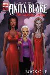 ANITA BLAKE, VAMPIRE HUNTER: THE LAUGHING CORPSE (2008) #3 Cover