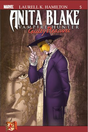 Anita Blake, Vampire Hunter: Guilty Pleasures #5