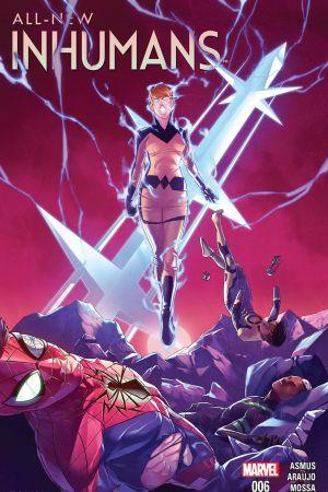 All-New Inhumans (2015) #6