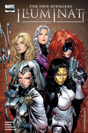 New Avengers: Illuminati #4