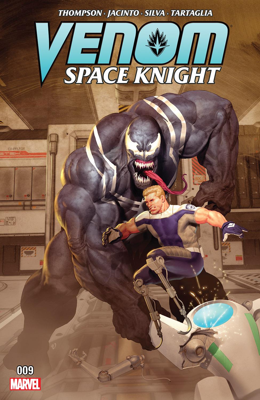 Venom: Space Knight (2015) #9