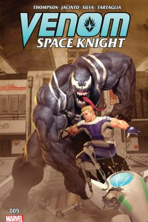 Venom: Space Knight #9