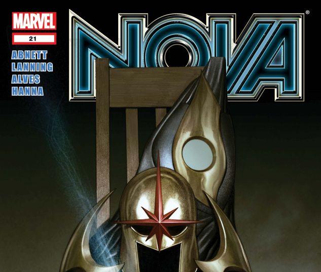 NOVA (2007) #21