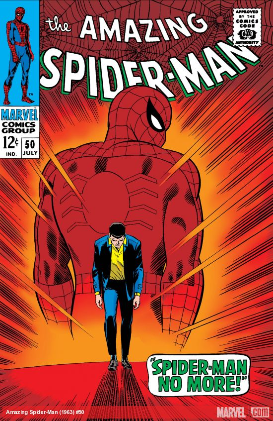 The Amazing Spider-Man (1963) #50