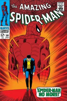 The Amazing Spider-Man (1963) #50