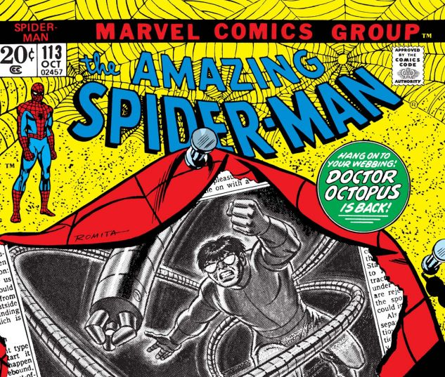 Amazing Spider-Man (1963) #113