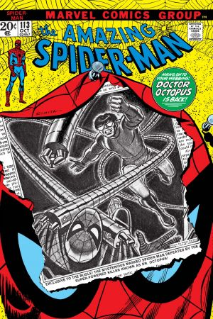 The Amazing Spider-Man  #113