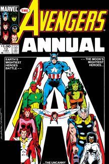 Avengers Annual (1967) #12