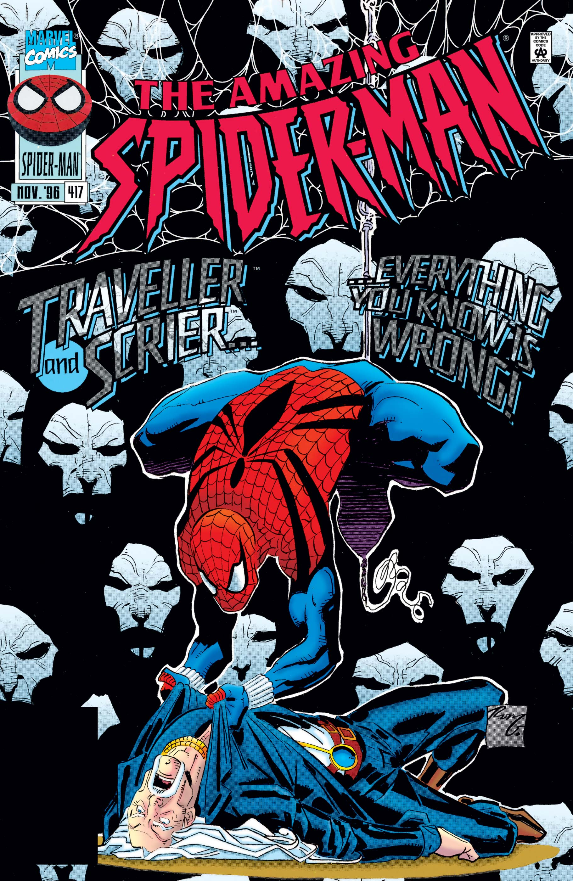 The Amazing Spider-Man (1963) #417