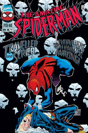 The Amazing Spider-Man #417