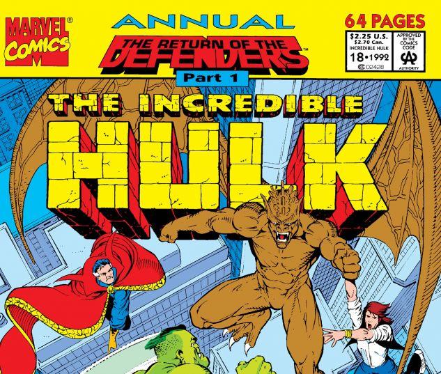 Incredible Hulk Annual (1968) #18