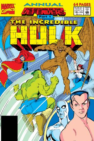 Incredible Hulk Annual (1976) #18
