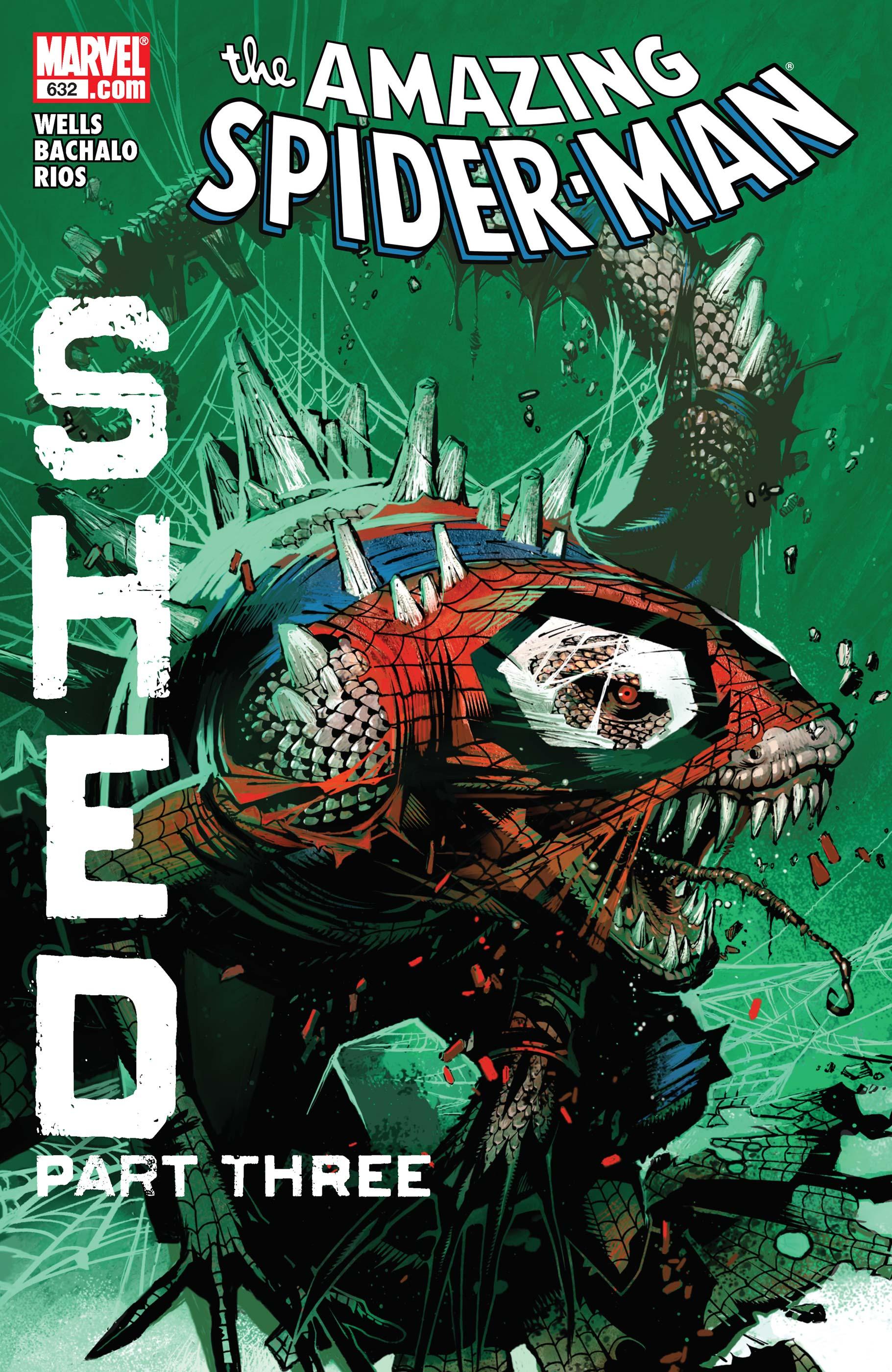 Amazing Spider-Man (1999) #632