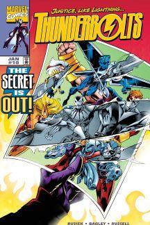Thunderbolts (1997) #10