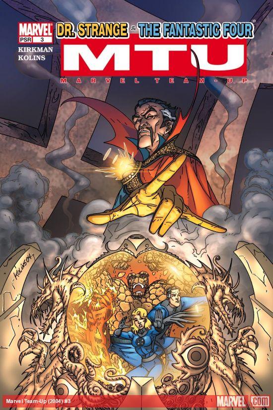 Marvel Team-Up (2004) #3