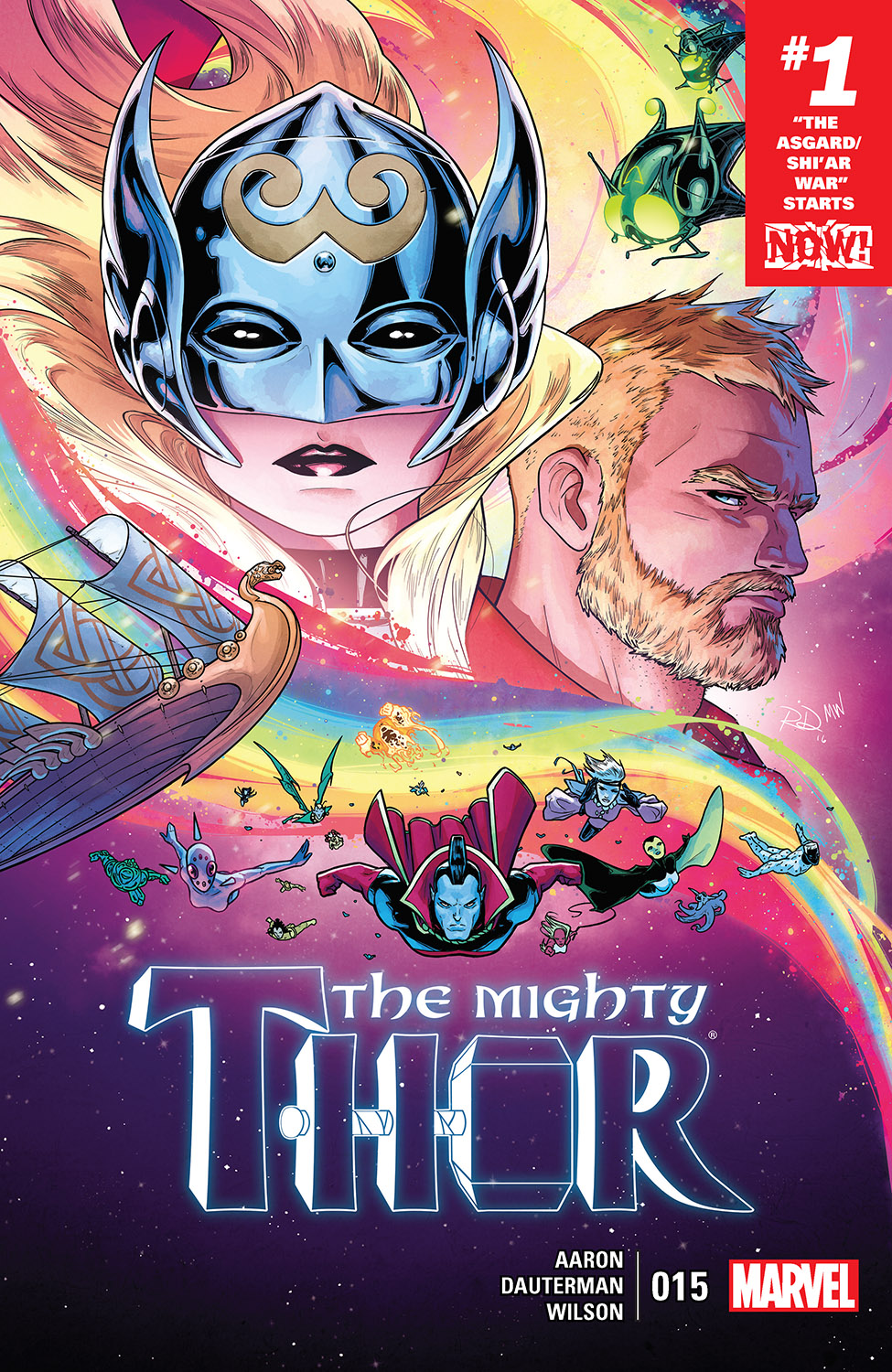 Mighty Thor (2015) #15