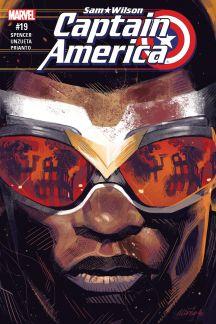Captain America: Sam Wilson (2015) #19