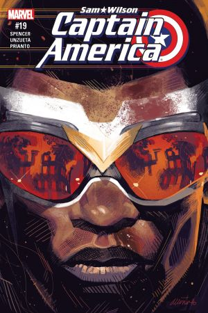 Captain America: Sam Wilson #19