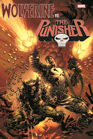 WOLVERINE VS. THE PUNISHER TPB (Trade Paperback)