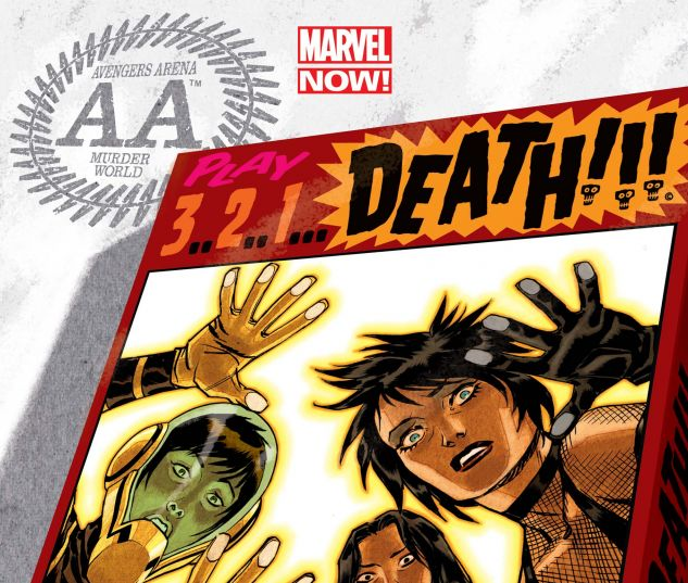 Avengers Arena (2012) #8