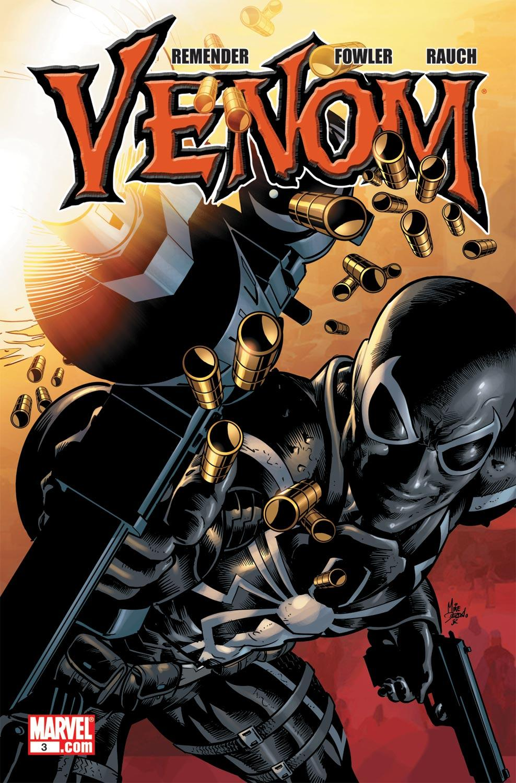 Venom (2011) #3