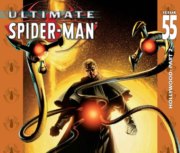 ULTIMATE SPIDER-MAN (2000) #55