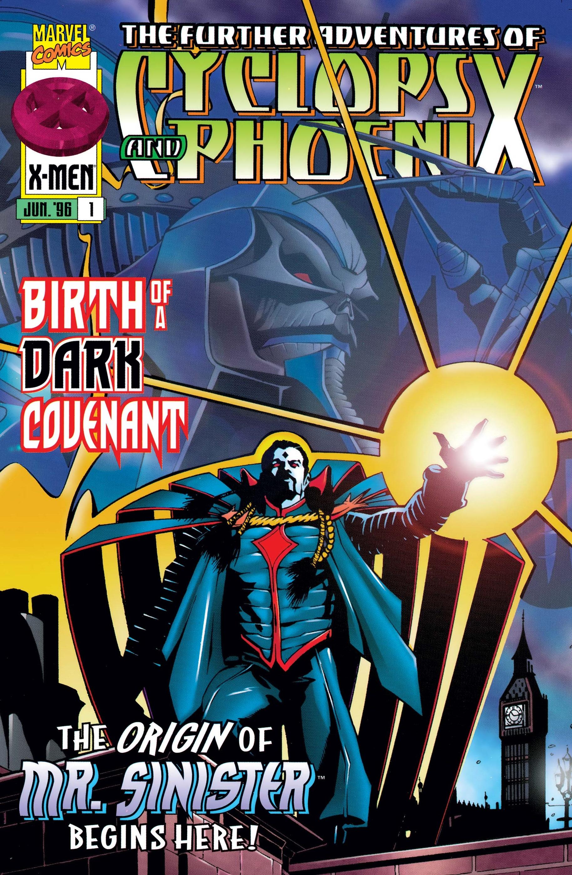 Further Adventures of Cyclops & Phoenix (1996) #1