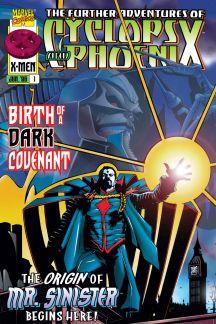 Further Adventures of Cyclops & Phoenix #1