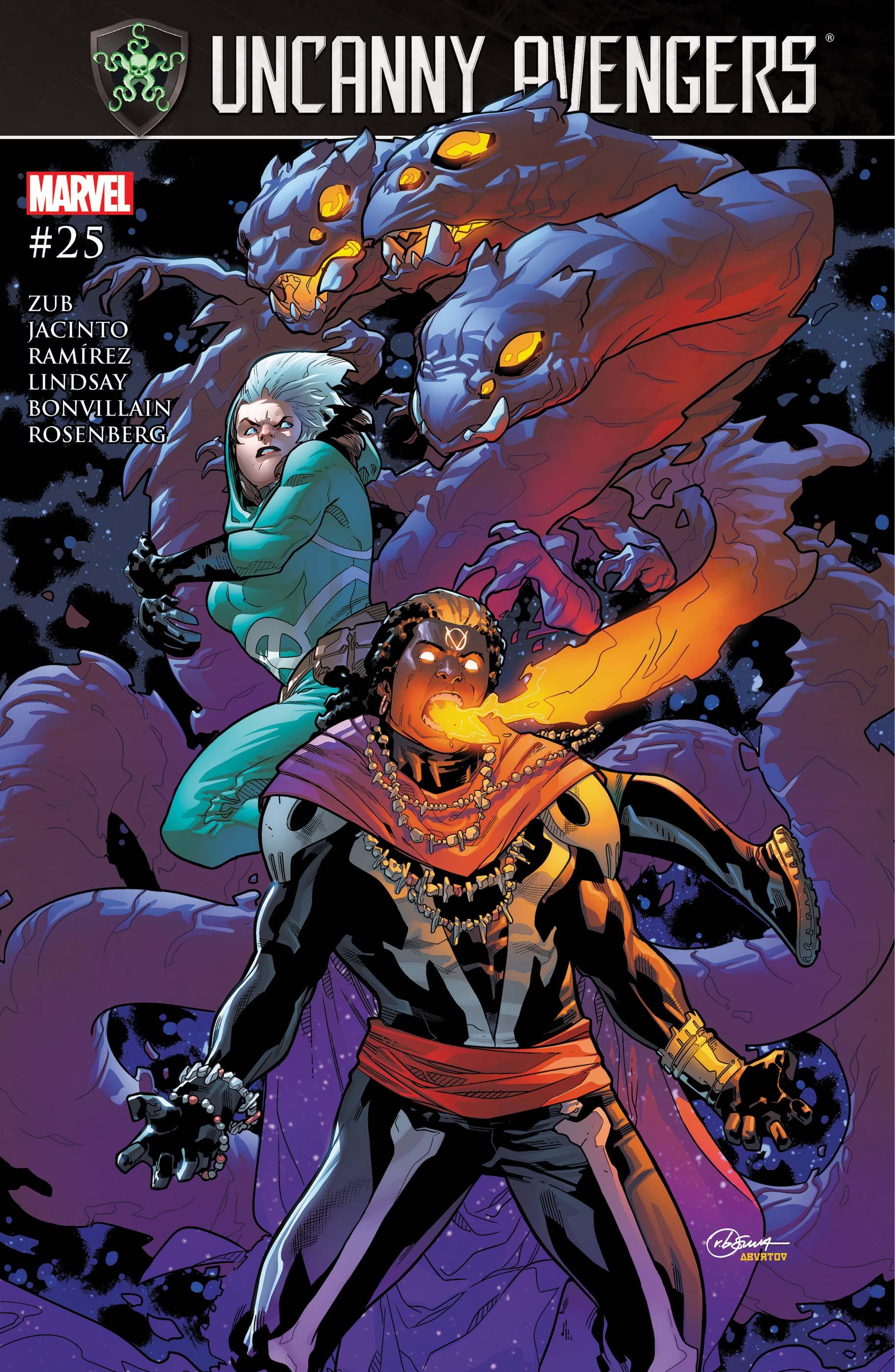 Uncanny Avengers (2015) #25