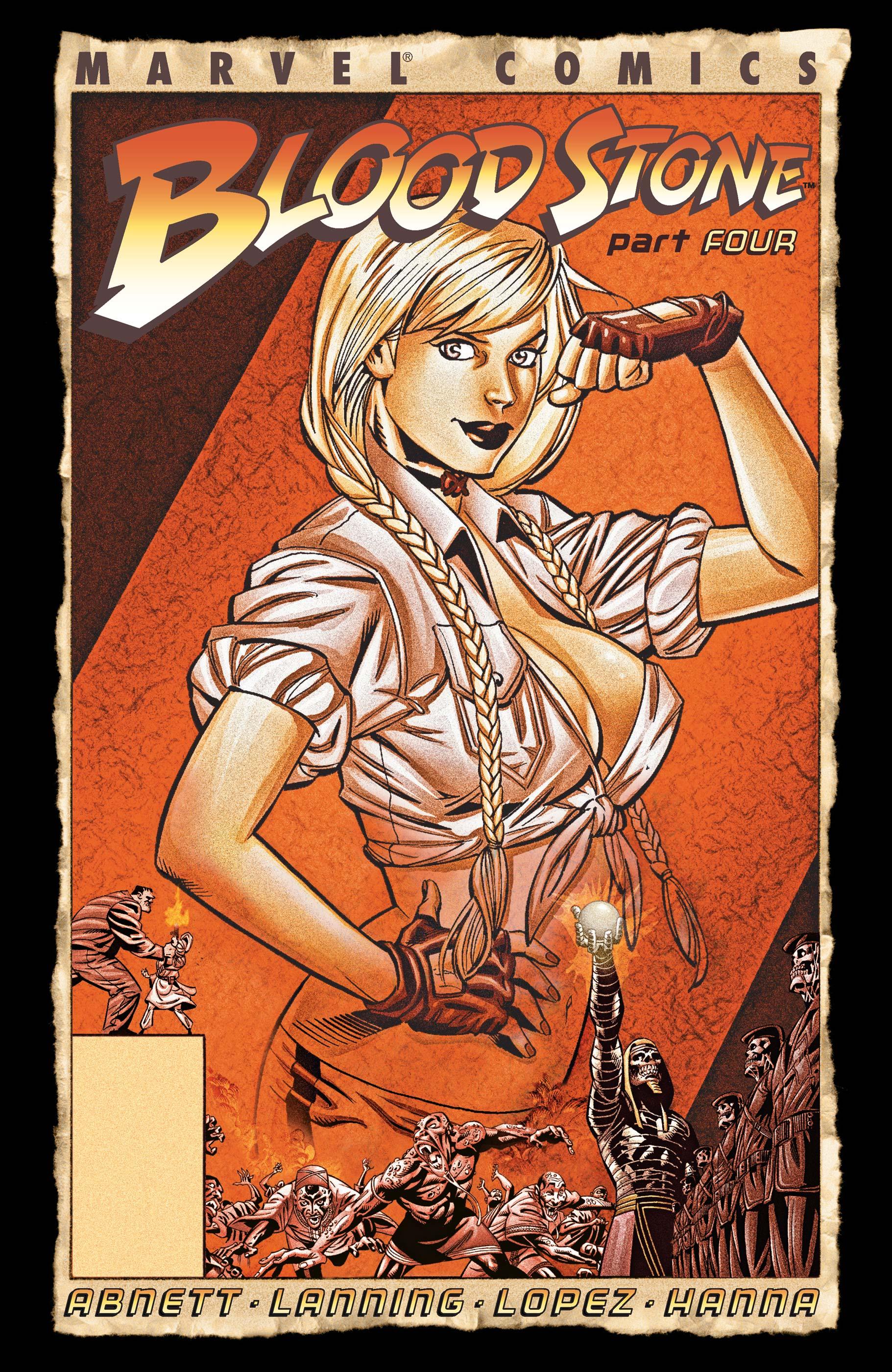 Bloodstone (2001) #4