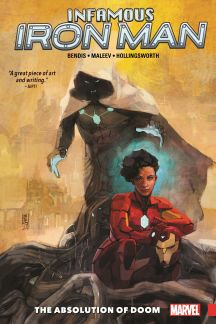 Infamous Iron Man Vol. 2: The Absolution of Doom (Trade Paperback)